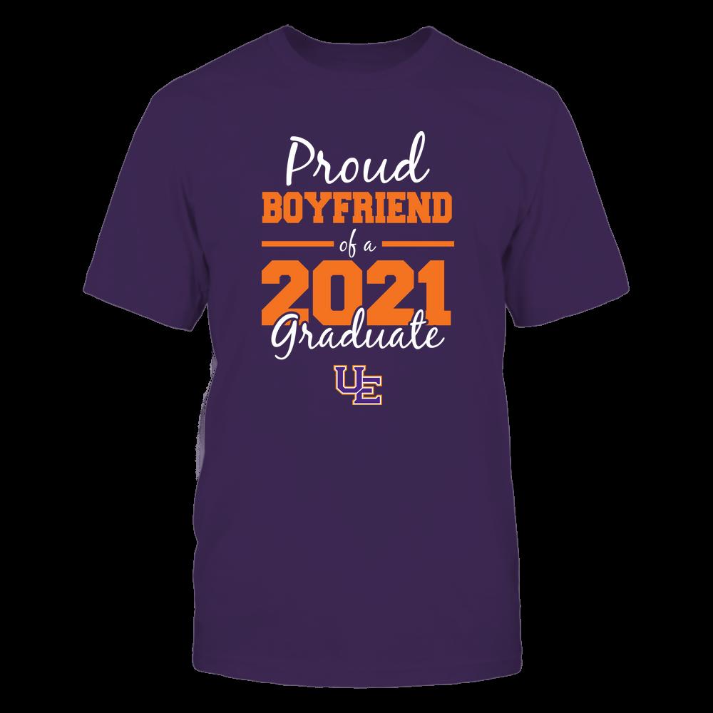 Evansville Purple Aces - Proud Boyfriend 2021 Front picture