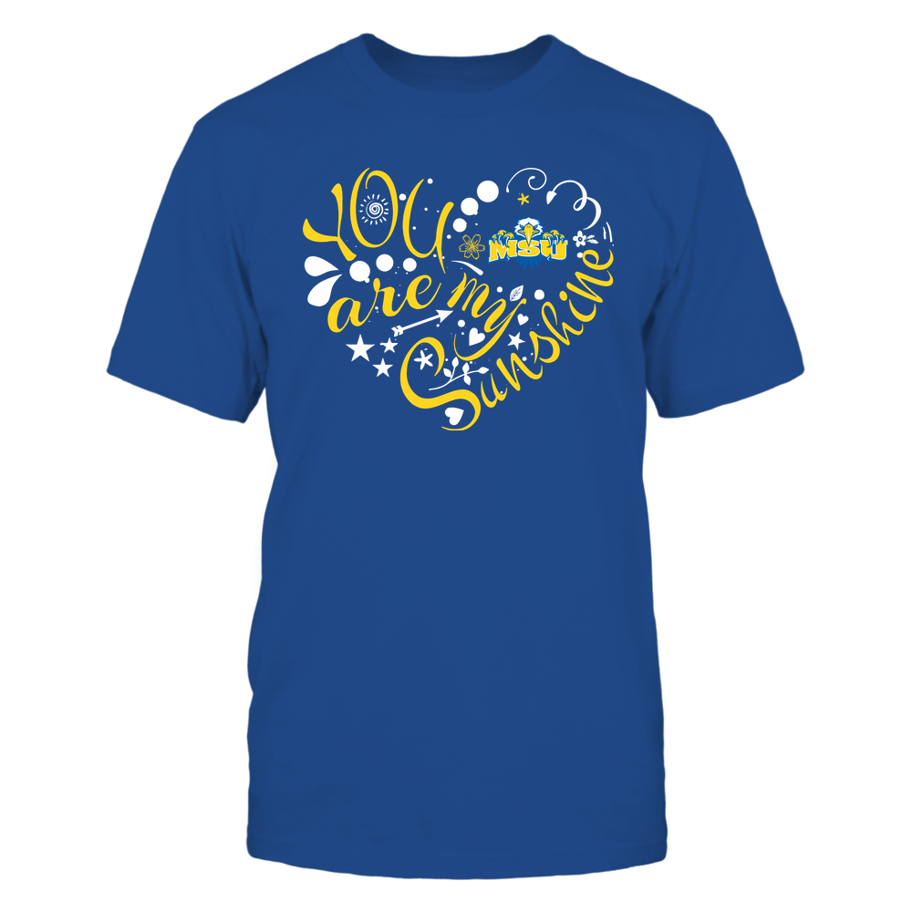 Morehead State Eagles - You Are My Sunshine Front picture