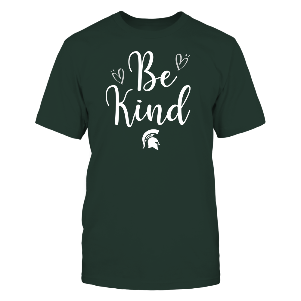 Michigan State Spartans - Be Kind Front picture