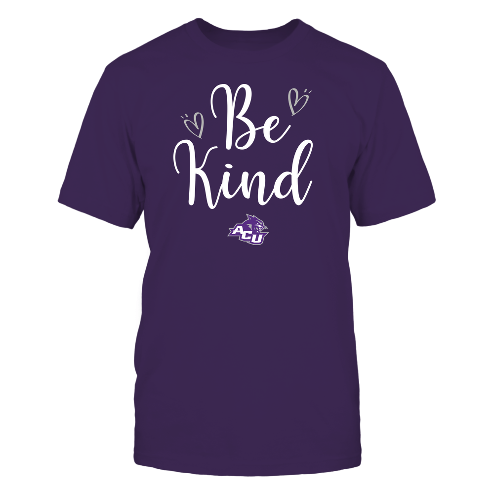 Abilene Christian Wildcats - Be Kind Front picture