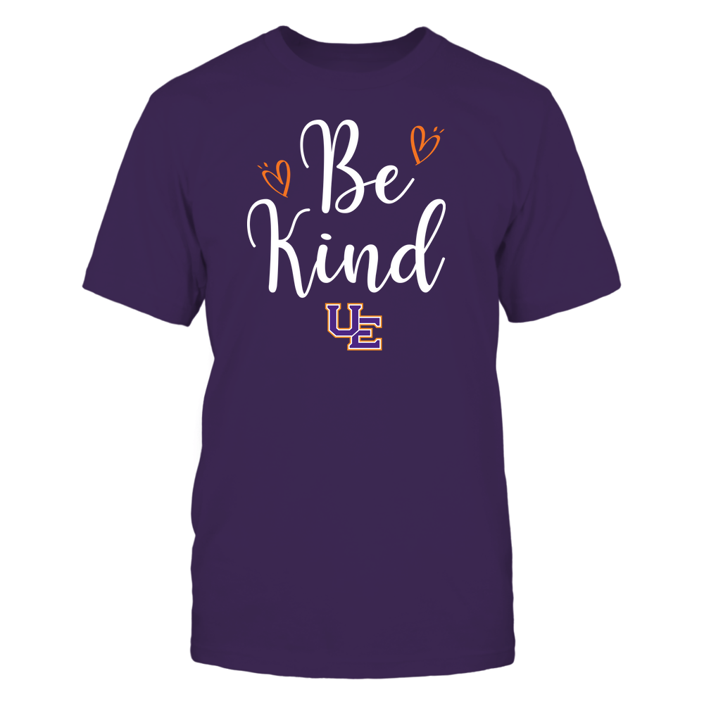 Evansville Purple Aces - Be Kind Front picture