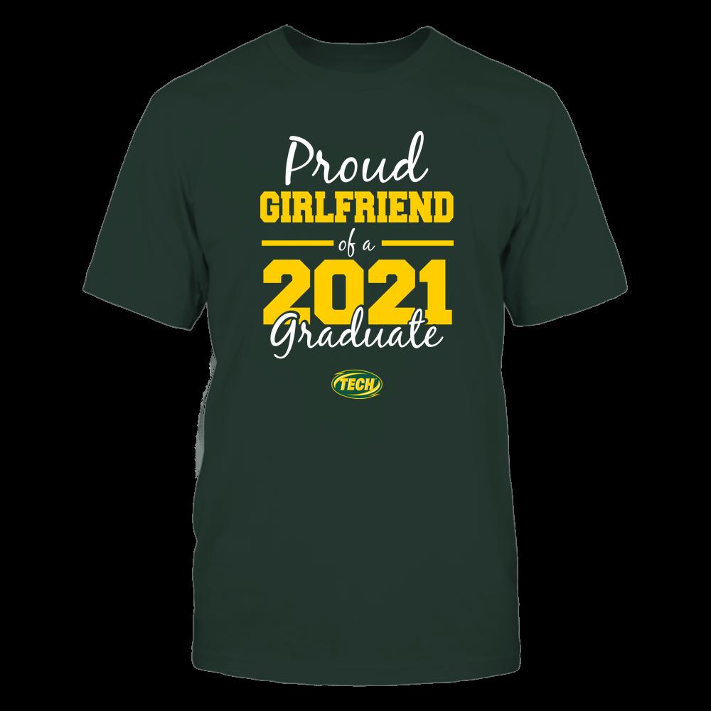 Arkansas Tech Golden Suns - Proud Girlfriend 2021 Front picture