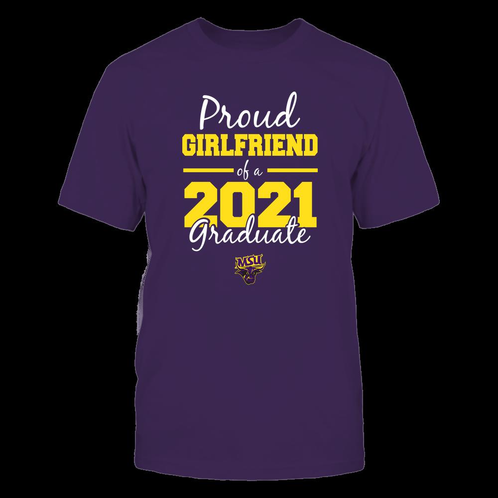 Minnesota State Mavericks - Proud Girlfriend 2021 Front picture