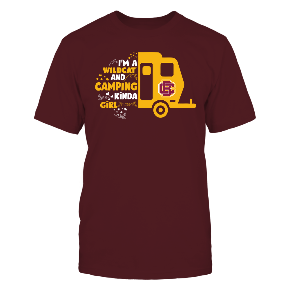 Bethune-Cookman Wildcats - Half Camping Car - Kinda Girl Front picture