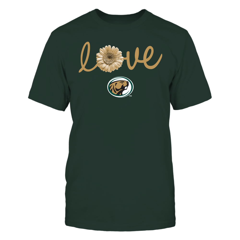 Bemidji State Beavers - Love Daisy Front picture
