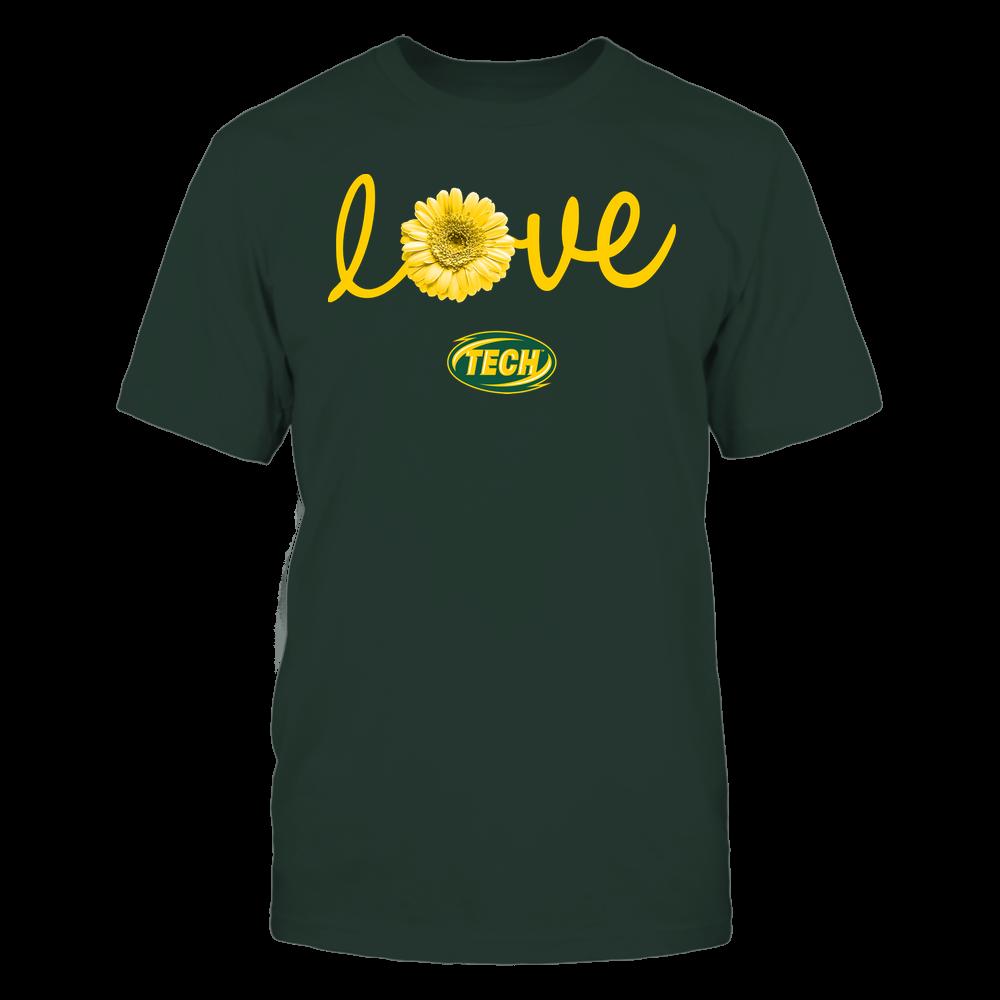 Arkansas Tech Golden Suns - Love Daisy Front picture