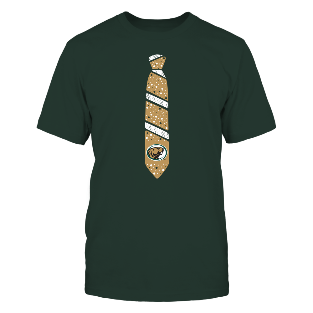 Bemidji State Beavers - Funny Tie Front picture