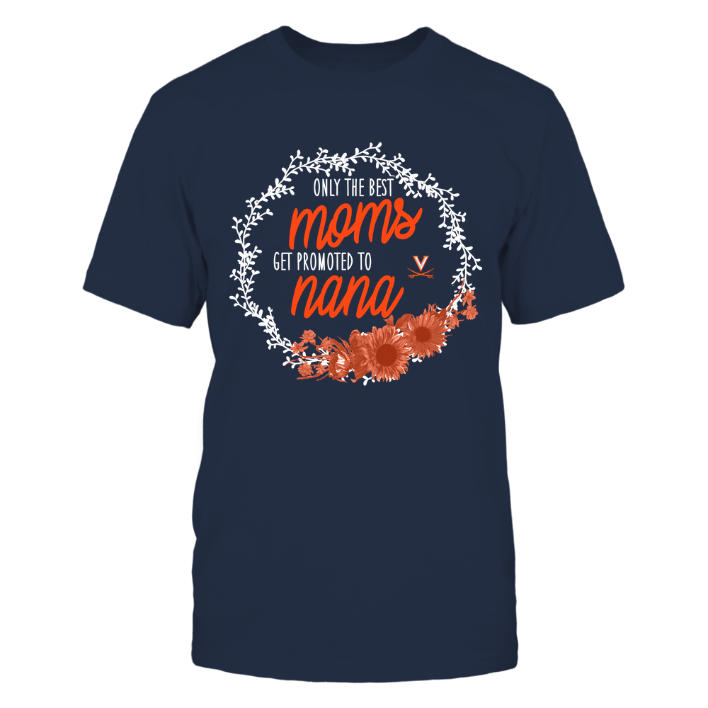 Virginia Cavaliers - Moms Promoted to Nana Front picture