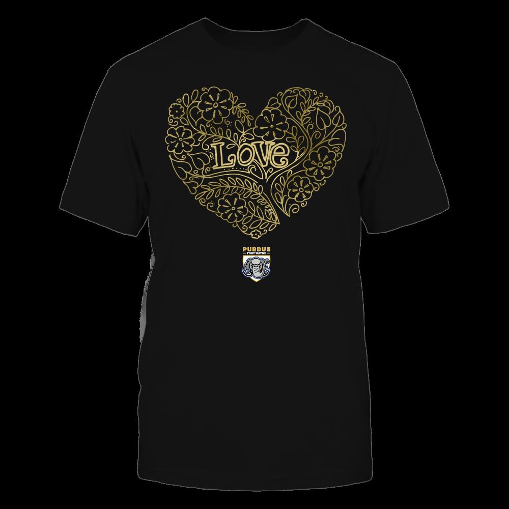 PFW Mastodons - Love - Tree Heart Galaxy Front picture