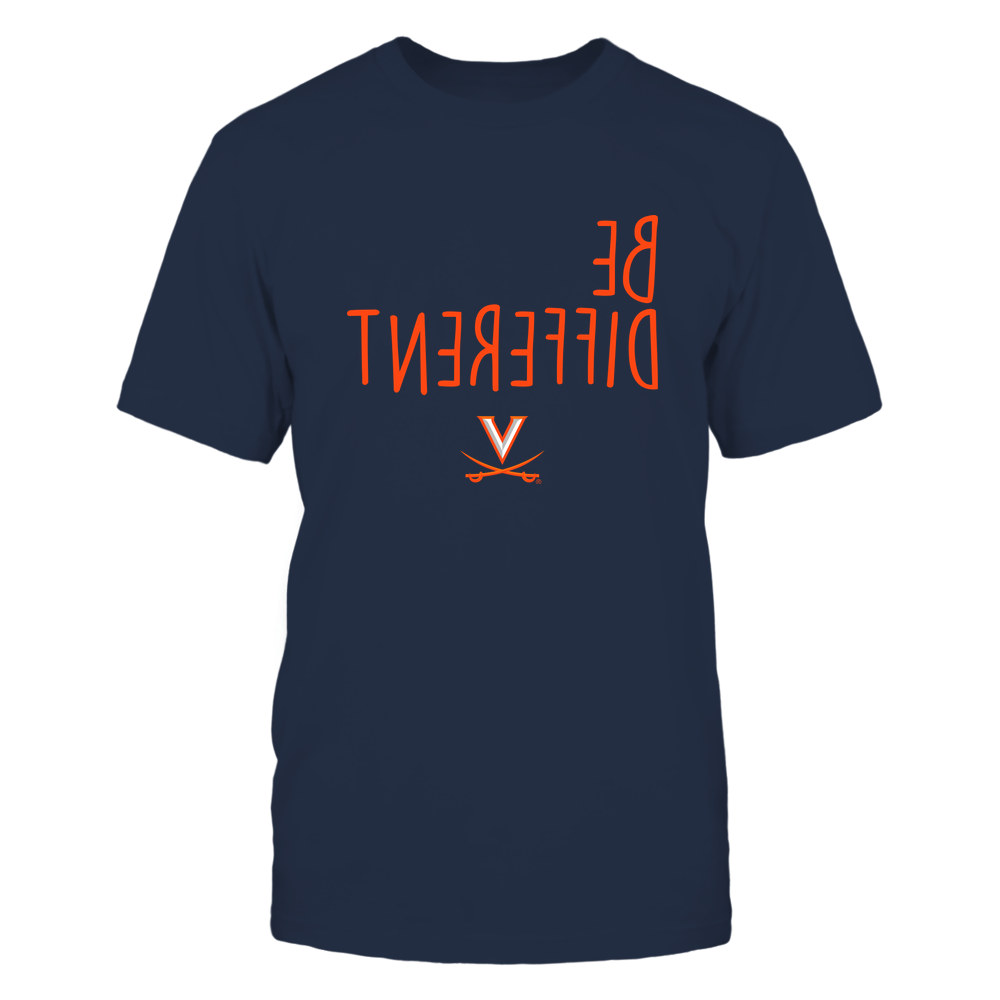 Virginia Cavaliers - Be Different Front picture