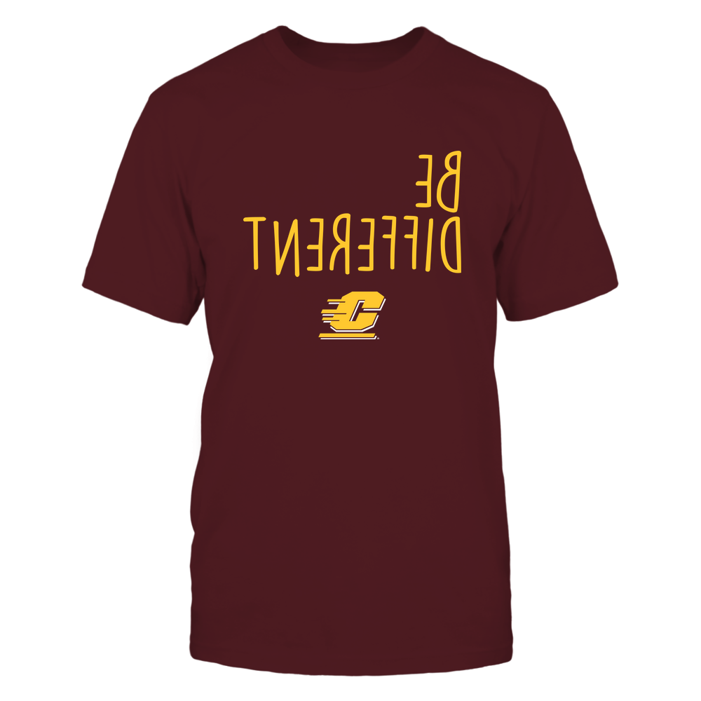 Central Michigan Chippewas - Be Different Front picture