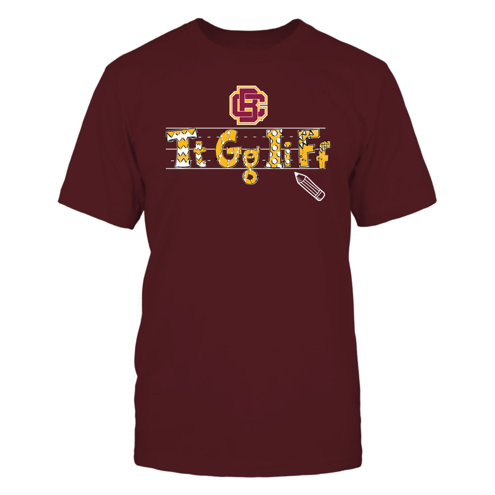 Bethune-Cookman Wildcats - TGIF - Hand Drawn Front picture