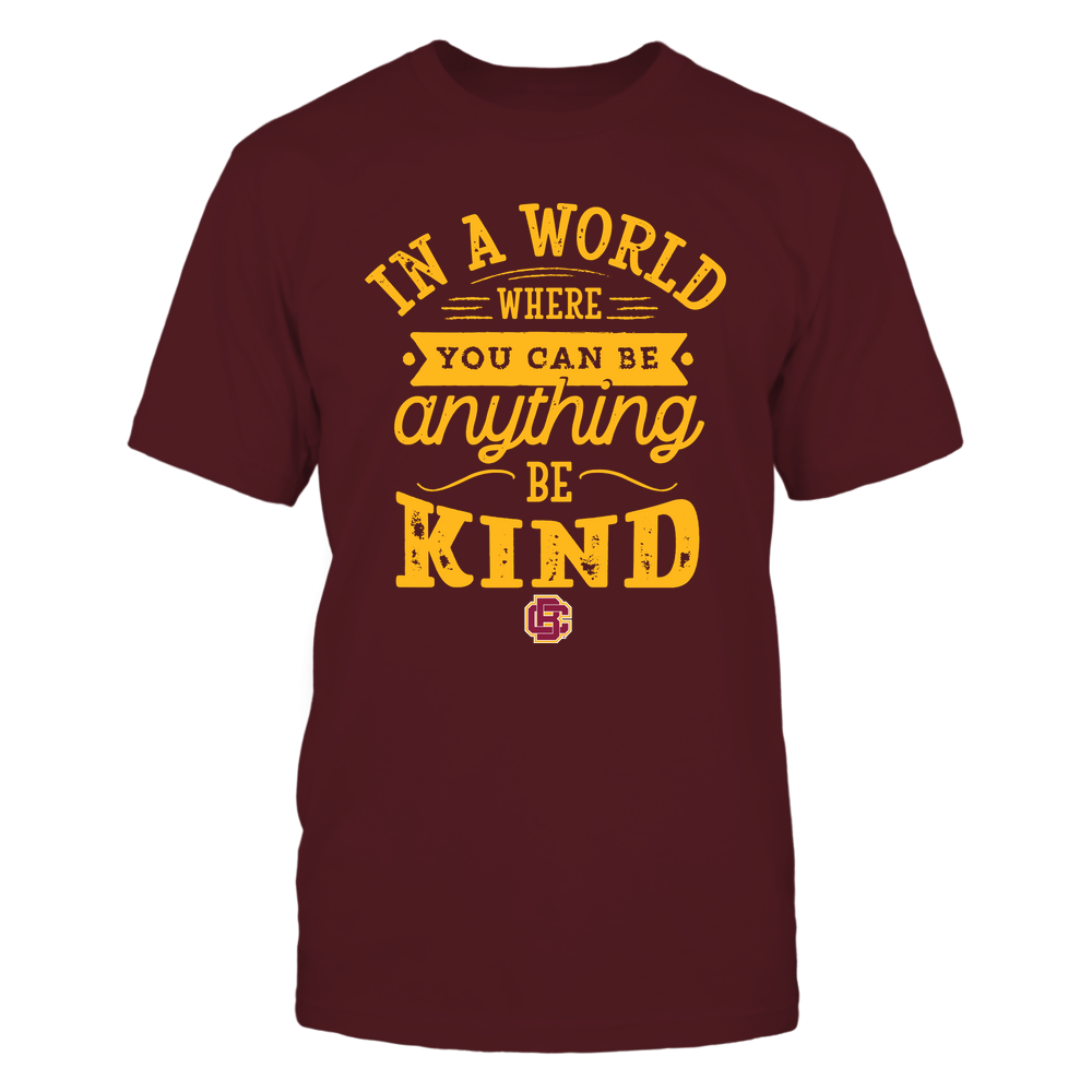 Bethune-Cookman Wildcats - You Can Be Anything - Be Kind Front picture