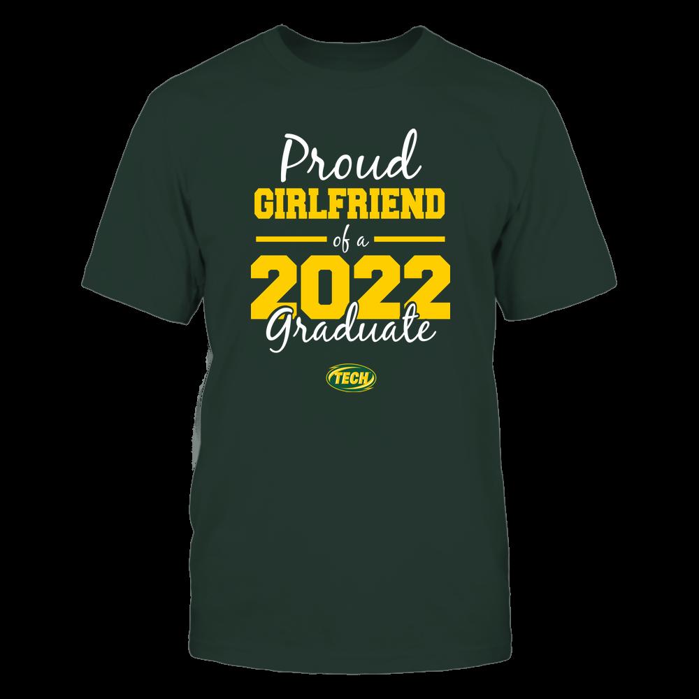 Arkansas Tech Golden Suns - Proud Girlfriend 2022 Front picture