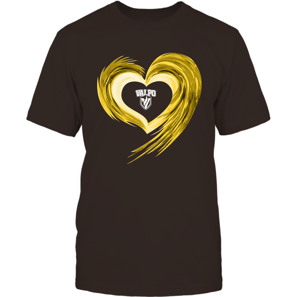 Valparaiso Crusaders - Heart on Fire Front picture