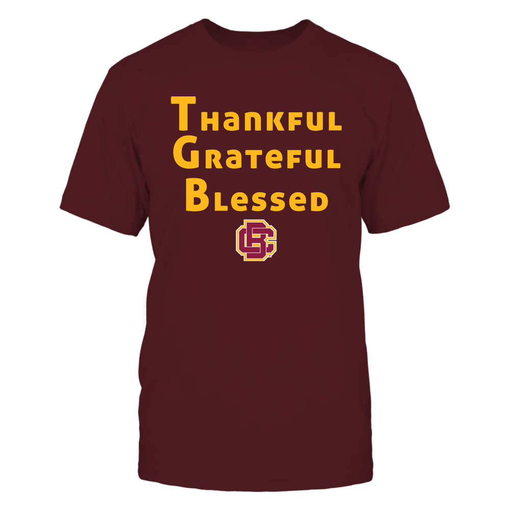 Bethune-Cookman Wildcats - Thankful Grateful Blessed Front picture