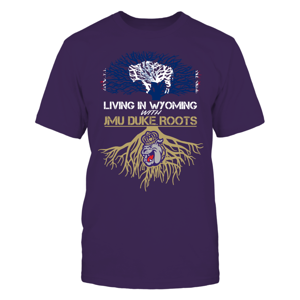 James Madison Dukes - Living Roots Wyoming Front picture