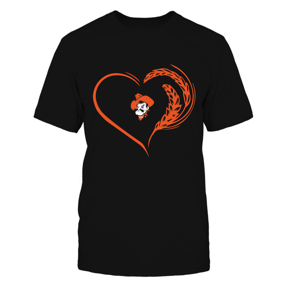 Oklahoma State Cowboys - Farmer Heart Front picture