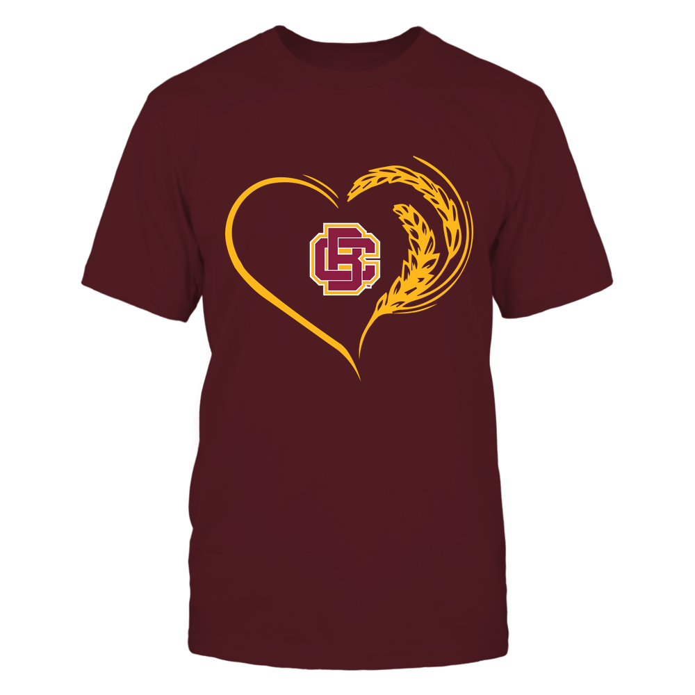 Bethune-Cookman Wildcats - Farmer Heart Front picture