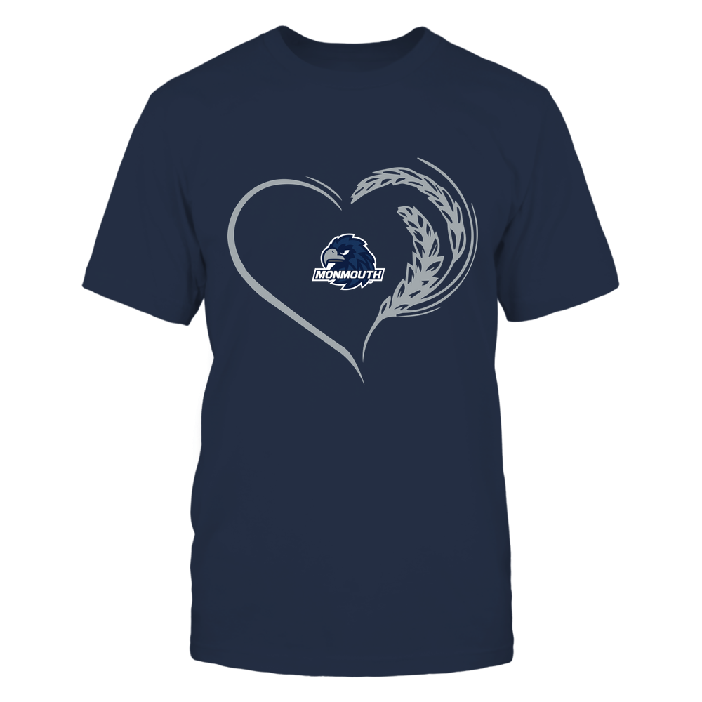Monmouth Hawks - Farmer Heart Front picture