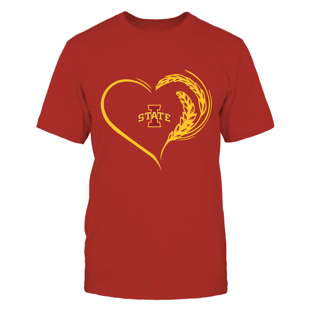 Iowa State Cyclones - Farmer Heart Front picture