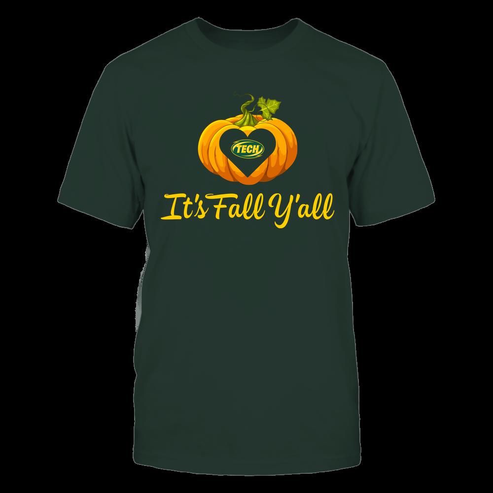 Arkansas Tech Golden Suns - It's Fall Y'all - Pumpkin Front picture