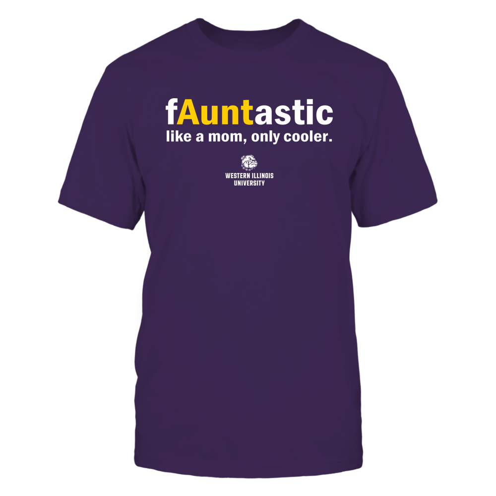 Western Illinois Leathernecks - fAuntastic Front picture