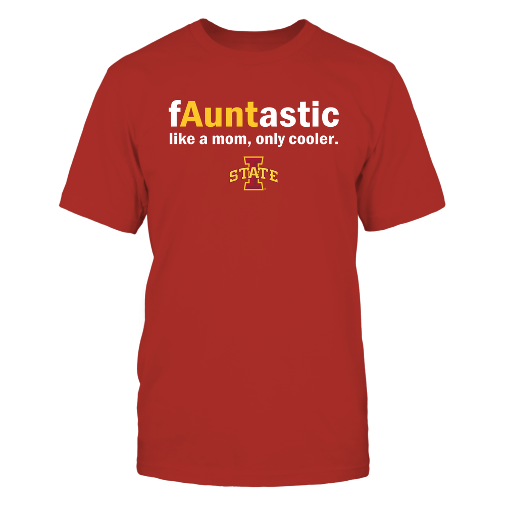 Iowa State Cyclones - fAuntastic Front picture