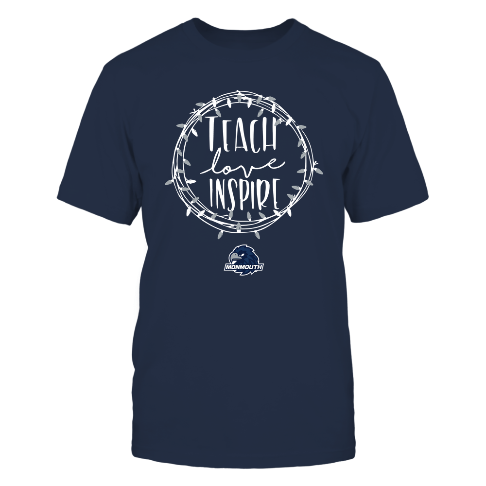 Monmouth Hawks - Holiday Season - Teach Love Inspire Front picture