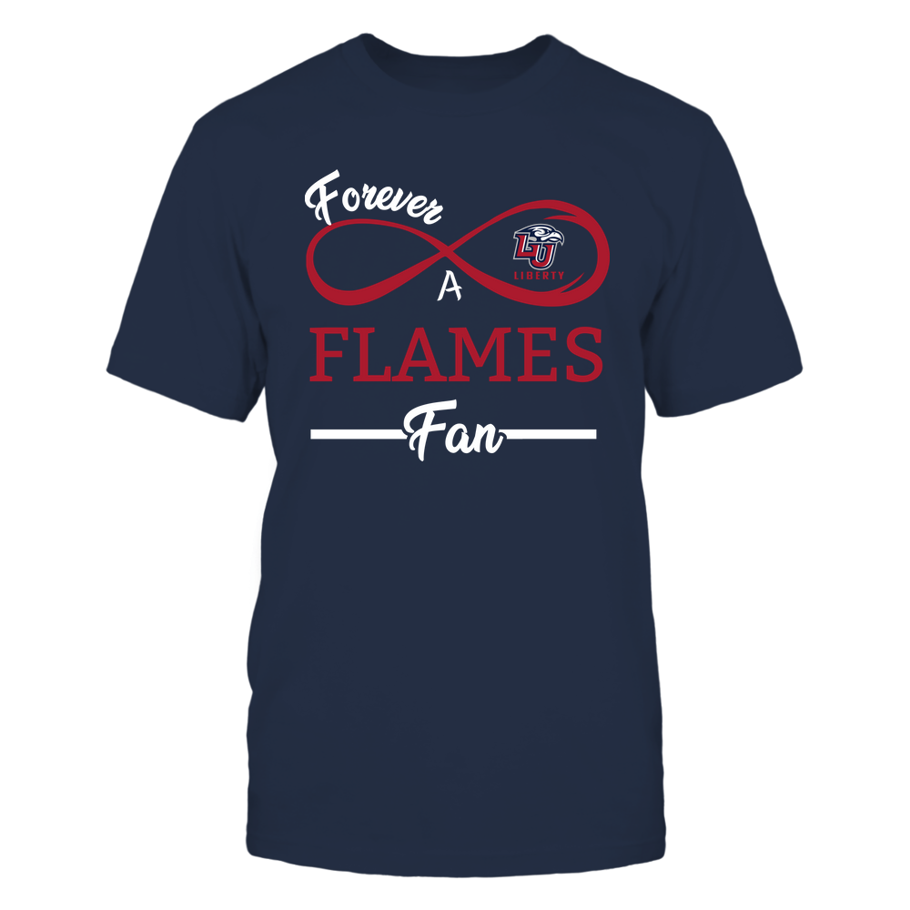 Liberty Flames - Forever A Fan Front picture