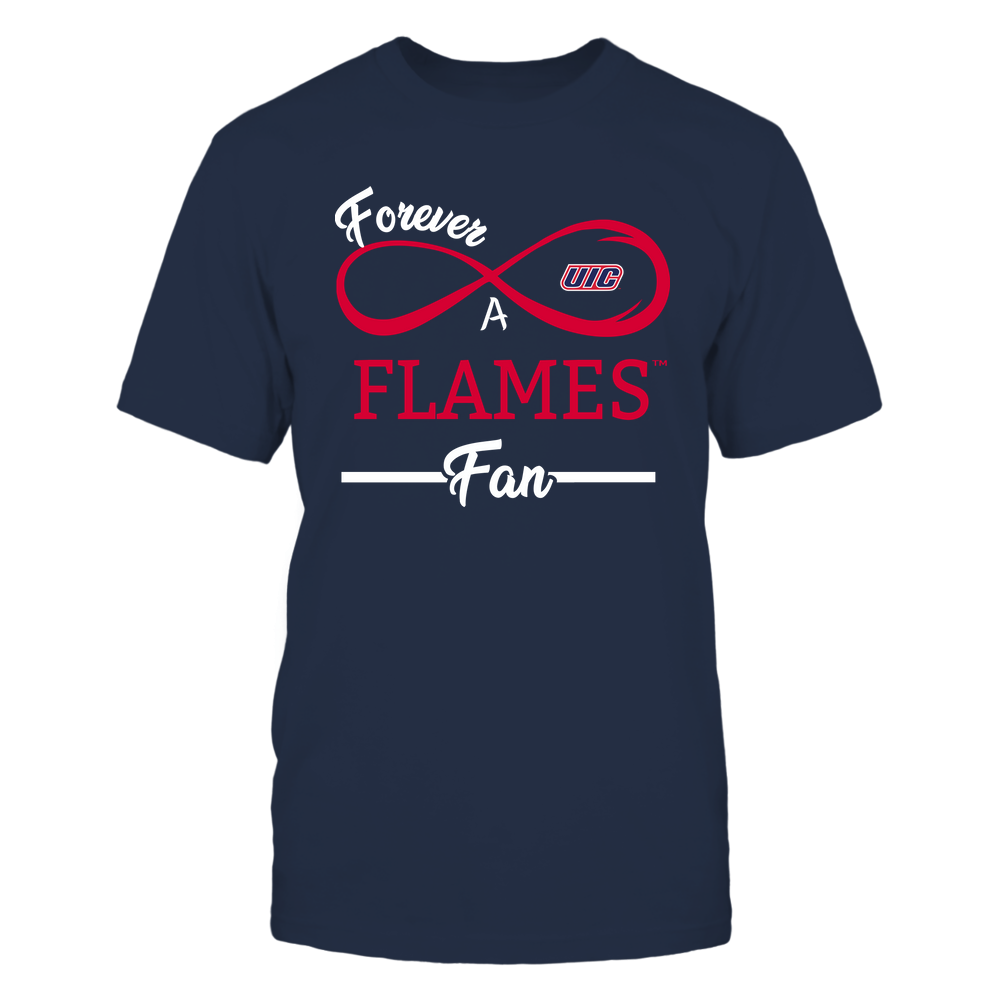 UIC Flames - Forever A Fan Front picture