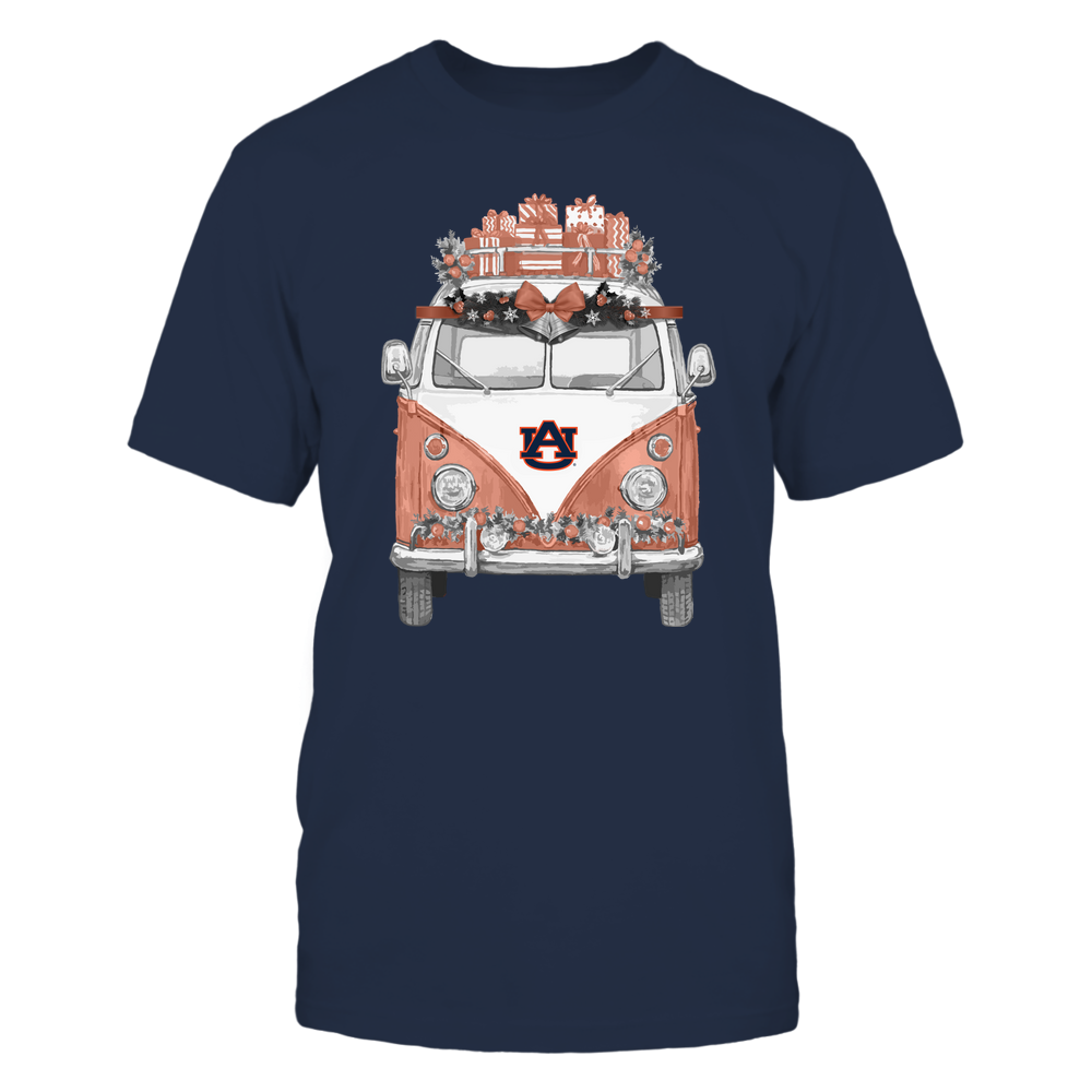 Auburn Tigers - Holiday Season - Camping Truck Front picture