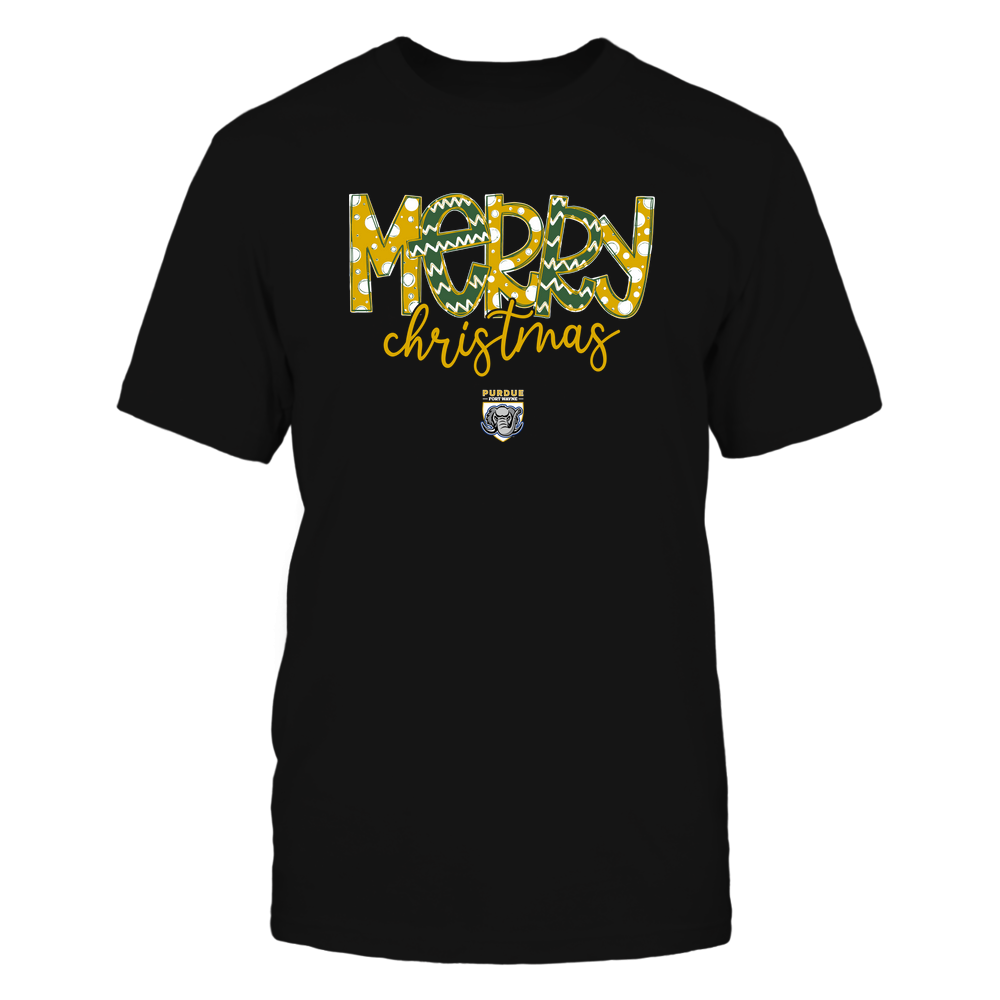 PFW Mastodons - Merry Christmas Doodle Front picture