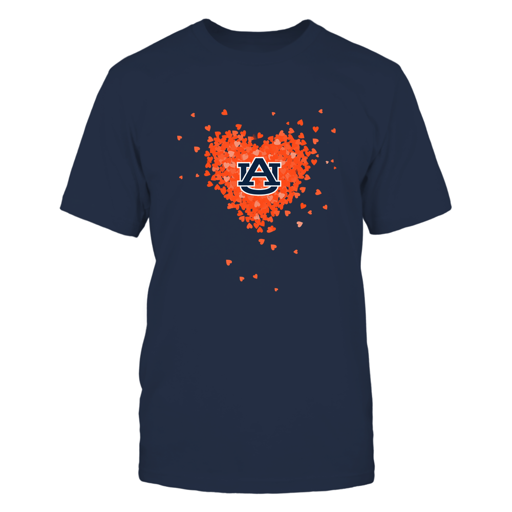 Auburn Tigers - Flying Hearts Front picture