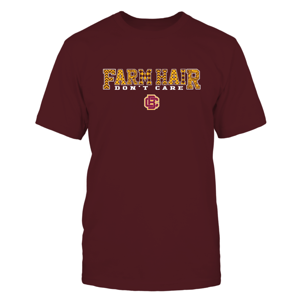 Bethune-Cookman Wildcats - Farm Hair Don't Care Front picture