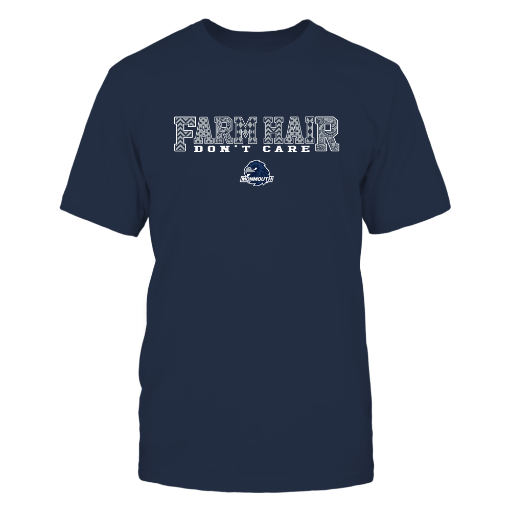 Monmouth Hawks - Farm Hair Don't Care Front picture