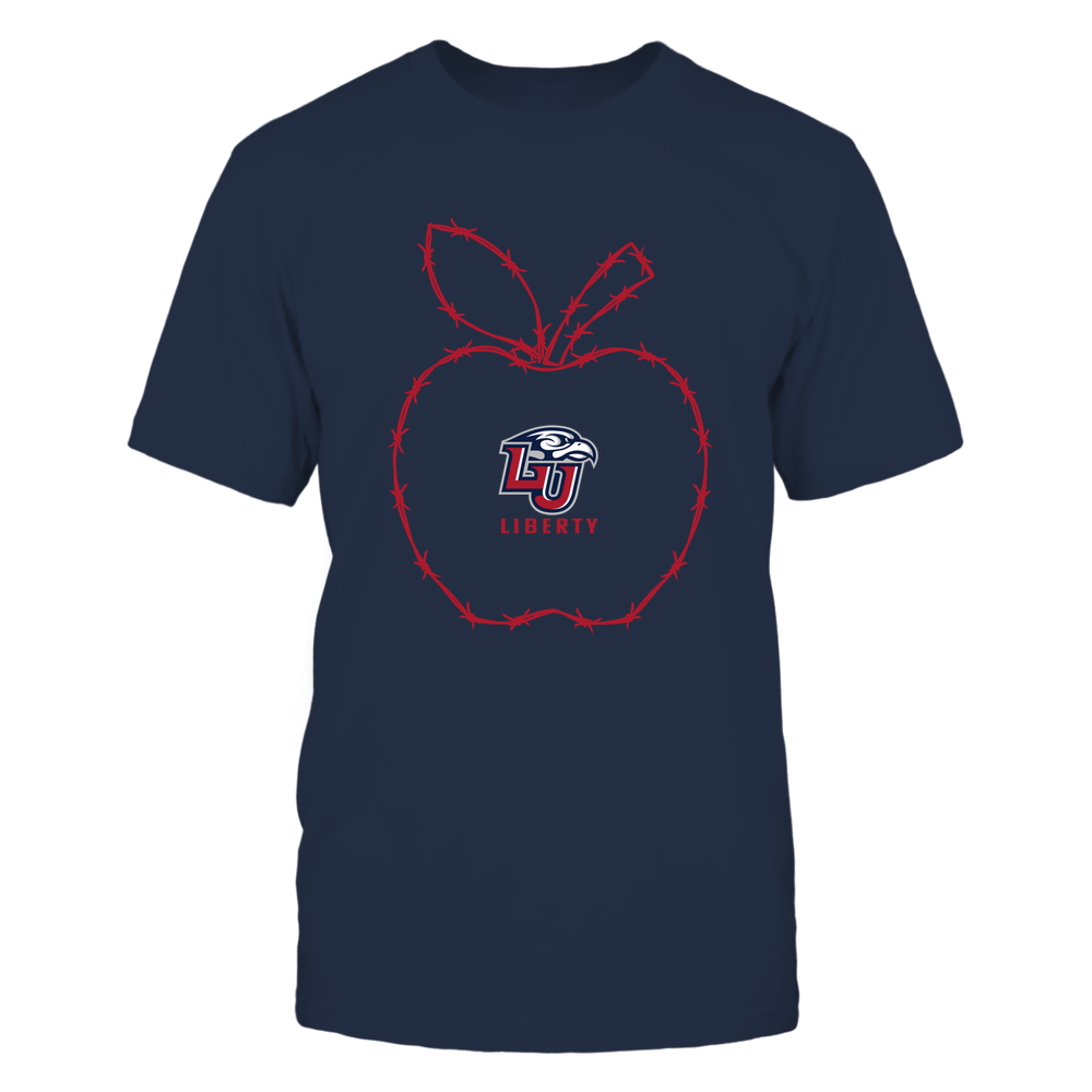 Liberty Flames - Barbed Wire Apple Front picture