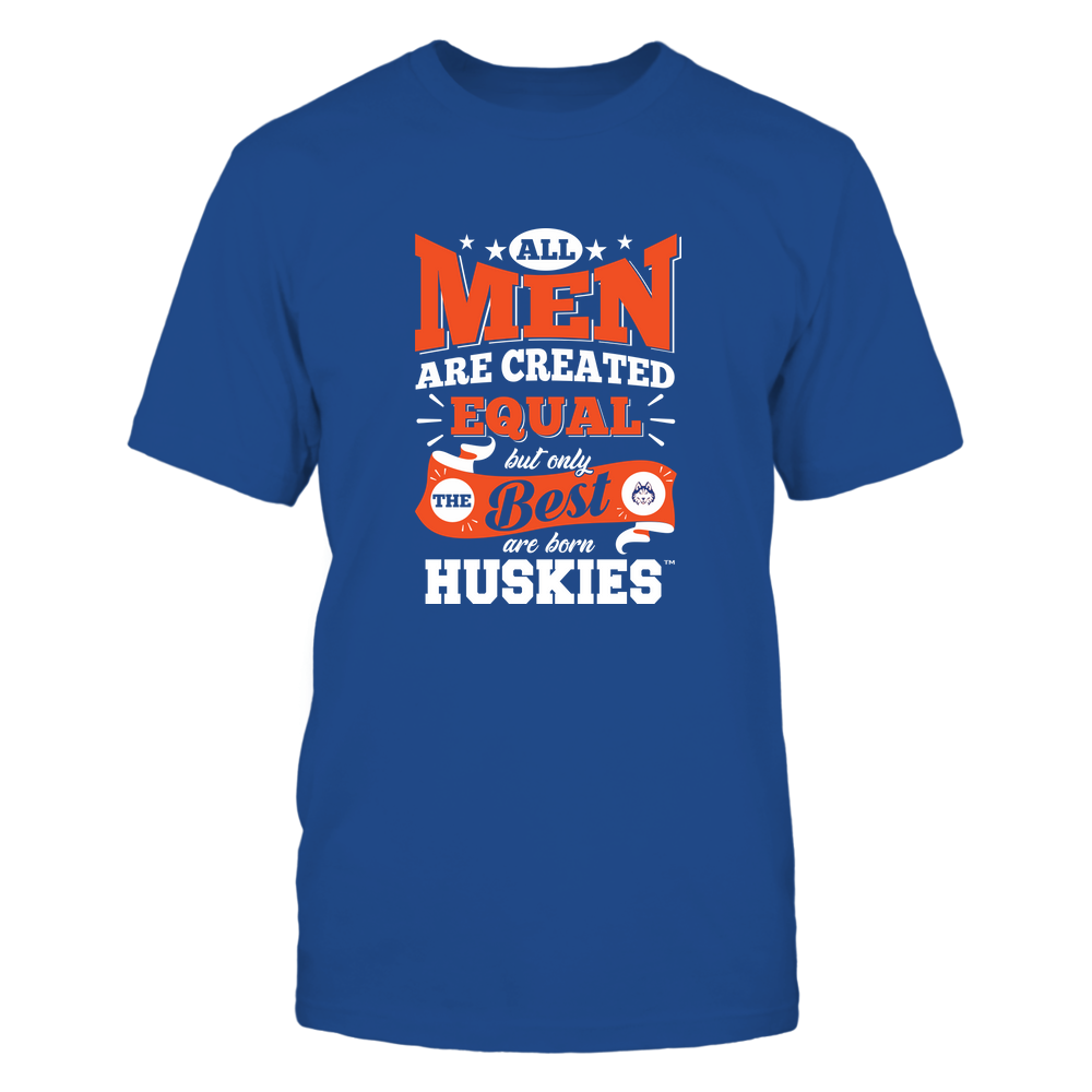 Houston Baptist Huskies - All Men are Created Equal Front picture