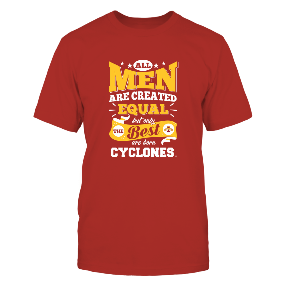 Iowa State Cyclones - All Men are Created Equal Front picture