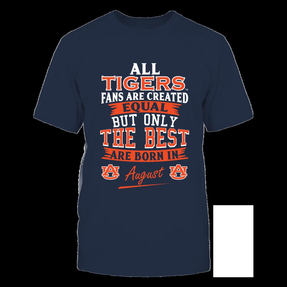 Auburn Tigers Fans - August Front picture