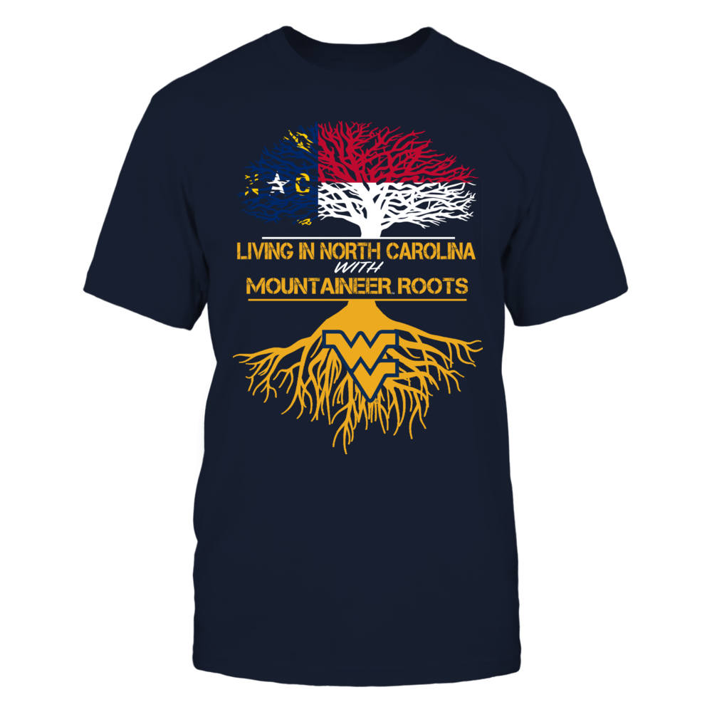 West Virginia Mountaineers - Living Roots North Carolina Front picture