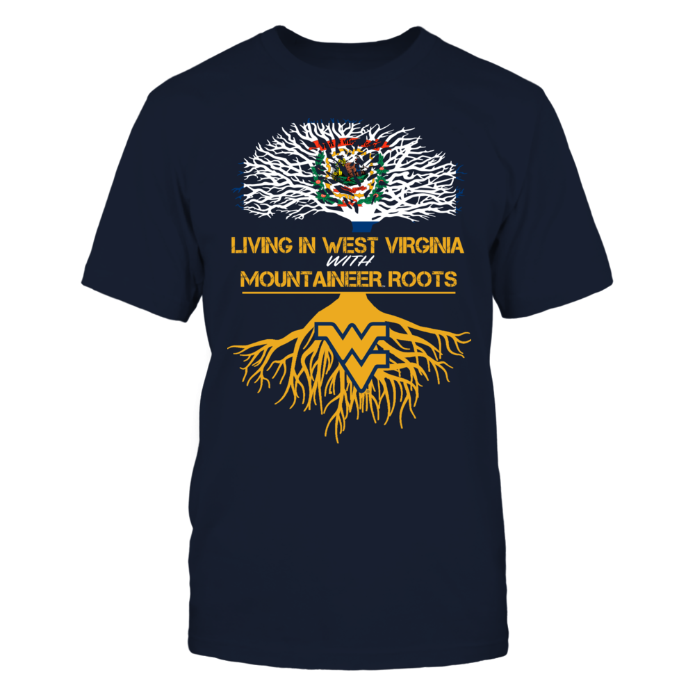 West Virginia Mountaineers - Living Roots West Virginia Front picture