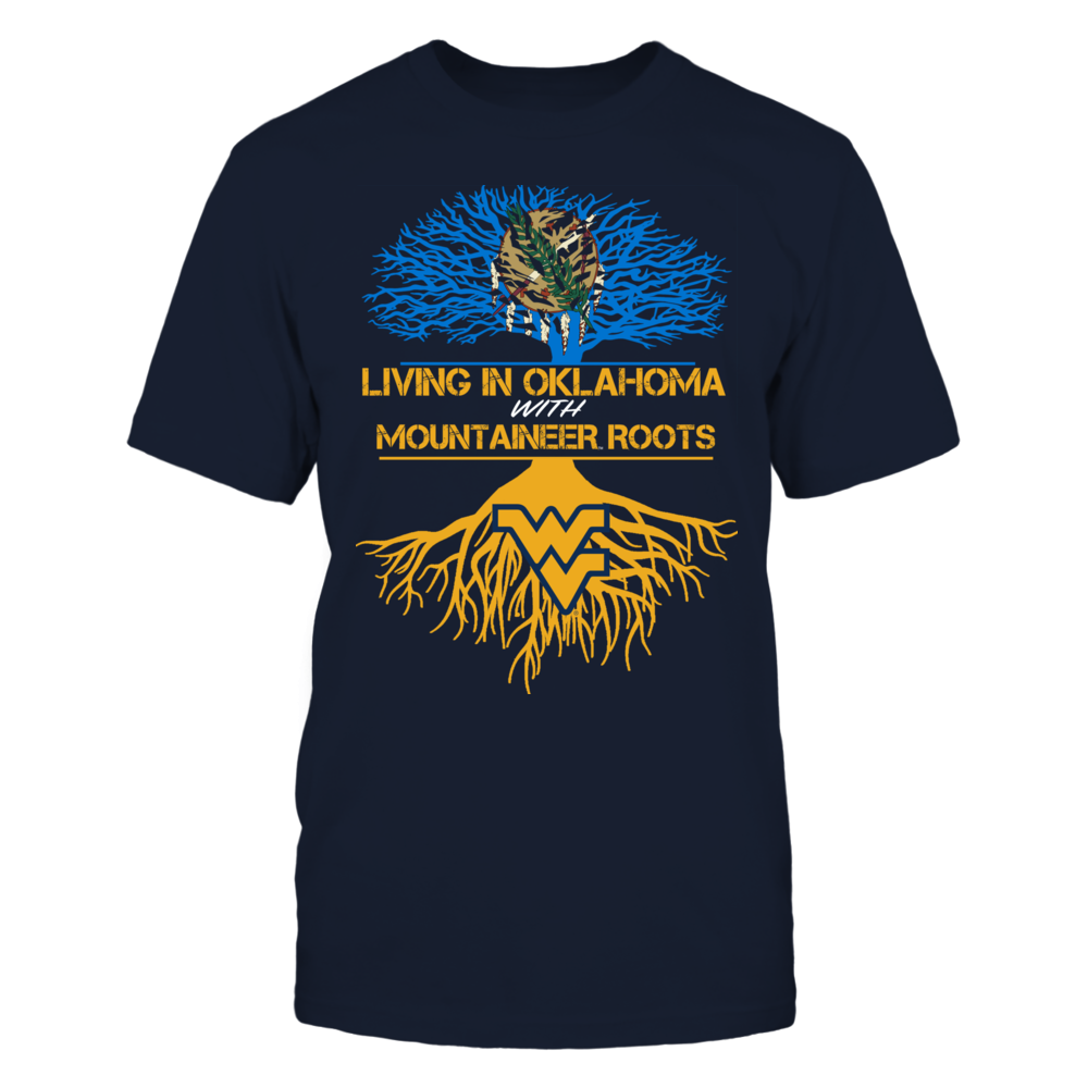 West Virginia Mountaineers - Living Roots Oklahoma Front picture