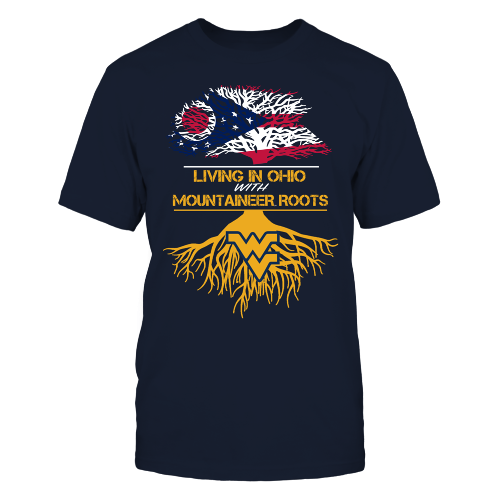 West Virginia Mountaineers - Living Roots Ohio Front picture