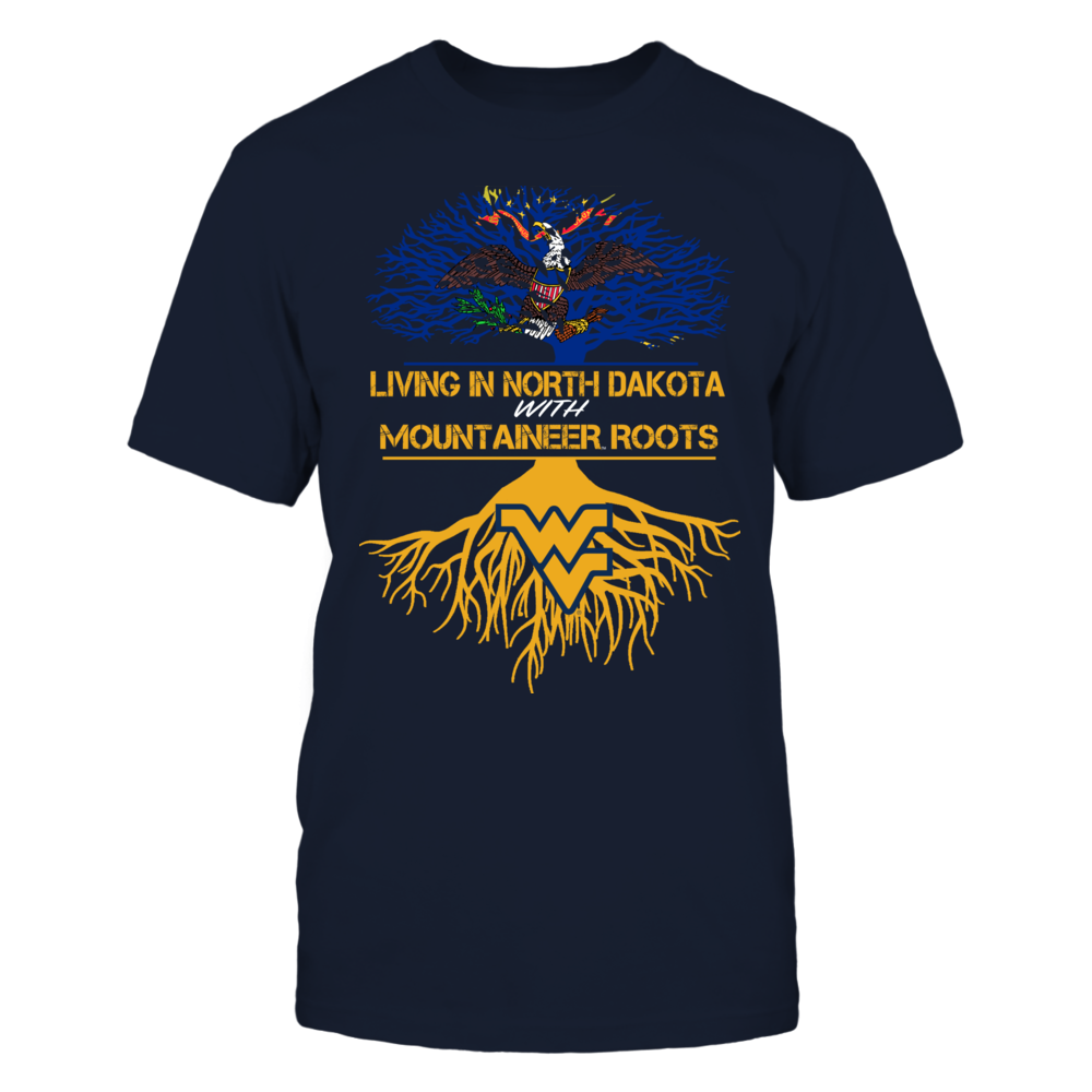 West Virginia Mountaineers - Living Roots North Dakota Front picture