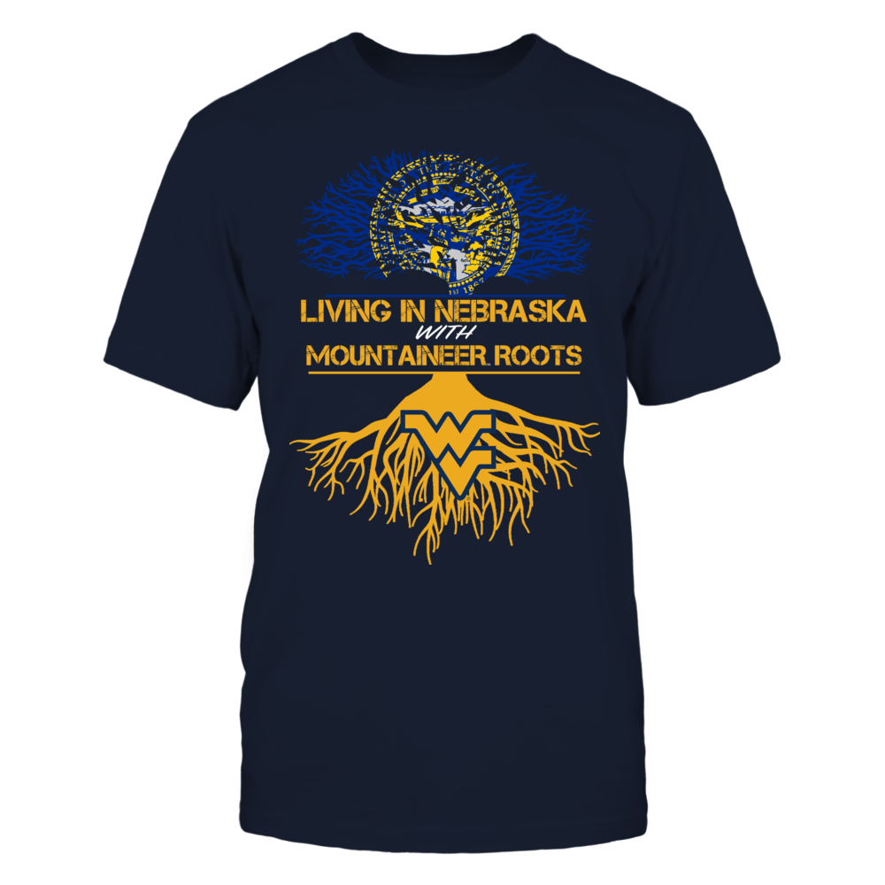 West Virginia Mountaineers - Living Roots Nebraska Front picture