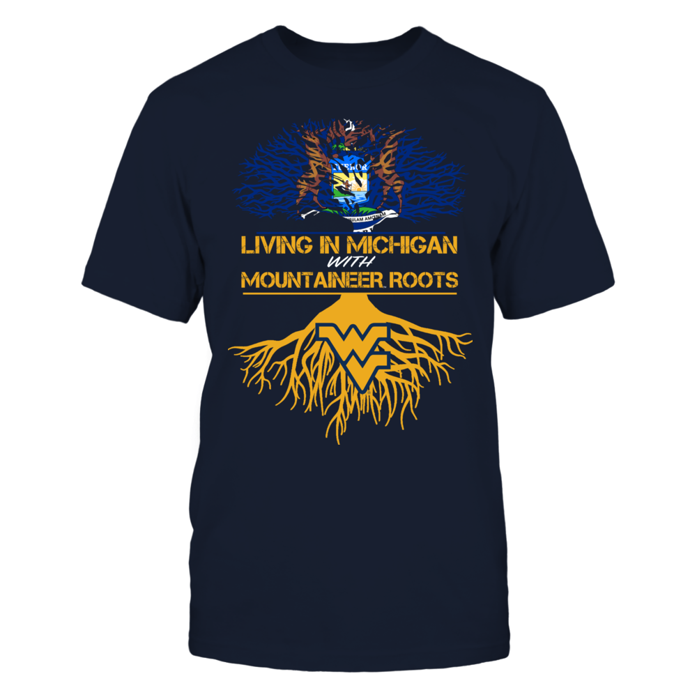 West Virginia Mountaineers - Living Roots Michigan Front picture
