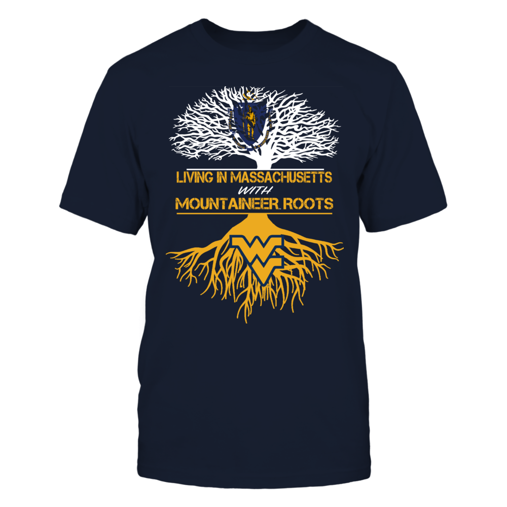 West Virginia Mountaineers - Living Roots Massachusetts Front picture