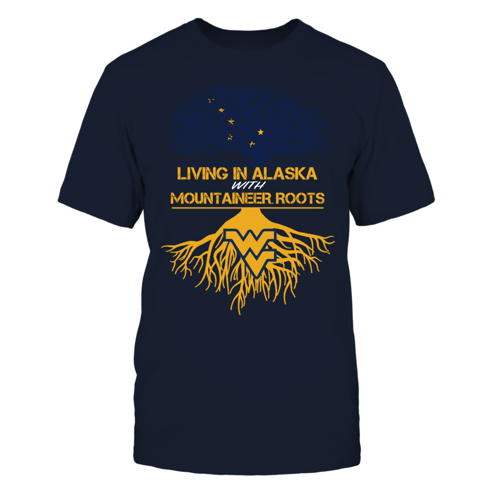 West Virginia Mountaineers - Living Roots Alaska Front picture