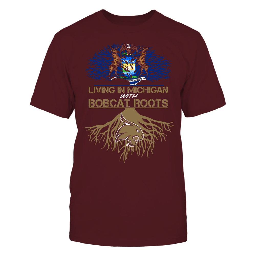 Texas State Bobcats - Living Roots Michigan Front picture